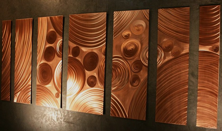 Copper Wall Art Australia - Elitflat
